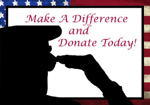 Make a donation banner