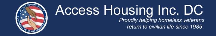 Access Housing, Inc. — D.C.